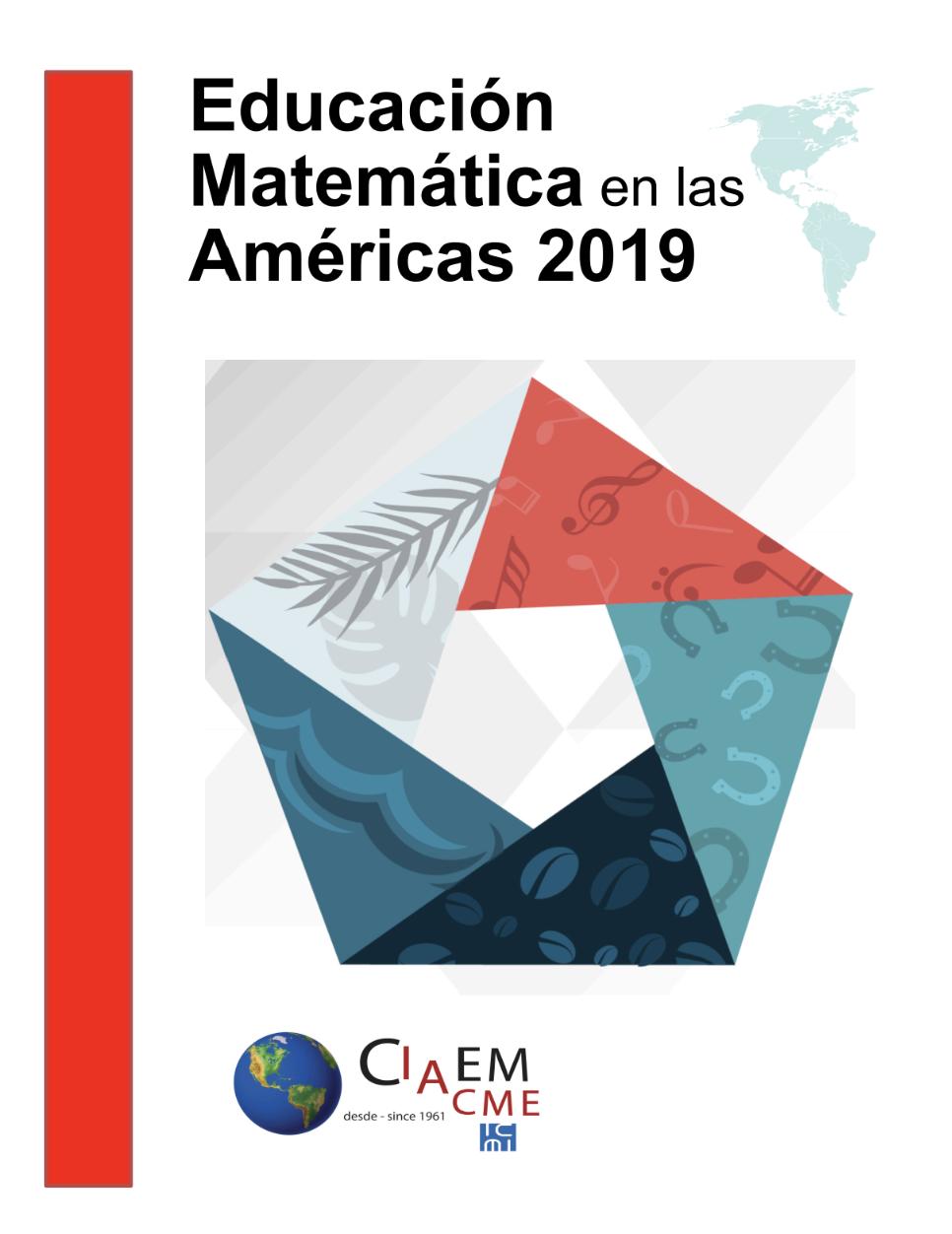 Portada Memorias CIAEM 2019